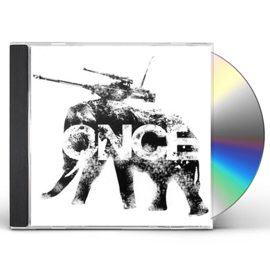 Once DROP CHOCOLATE NOT BOMBS CD