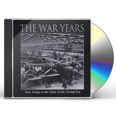 Mitchell Jones WAR YEARS CD