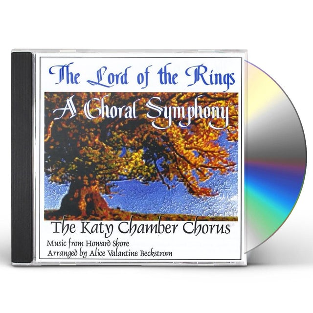 Katy Chamber Chorus LORD OF THE RINGS: CHORAL SYMPHONY CD