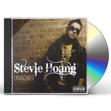 Stevie Hoang UNSIGNED CD