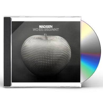 WO ES BEGINNT CD