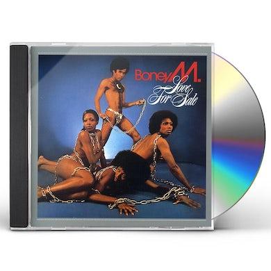 Boney M LOVE FOR SALE CD
