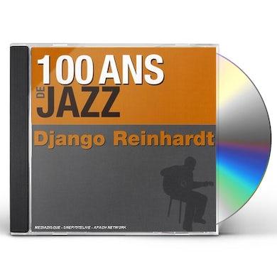 Django Reinhardt 100 ANS DE JAZZ CD
