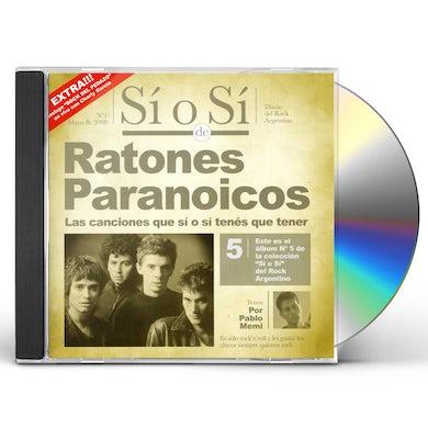 Ratones Paranoicos SI O SI: DIARIO DEL ROCK ARGENTINO CD