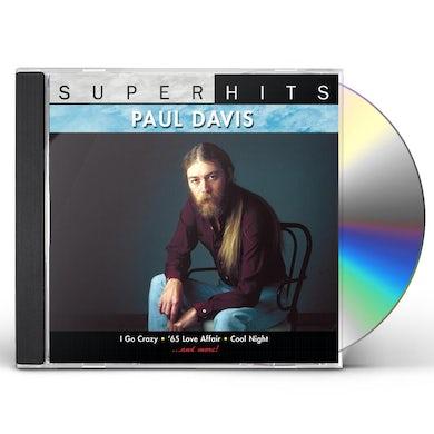 Paul Davis SUPER HITS CD