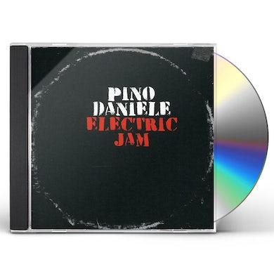 Pino Daniele ELECTRIC JAM (1A PARTE) CD