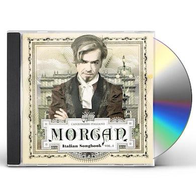 Morgan ITALIAN SONGBOOK 1 CD