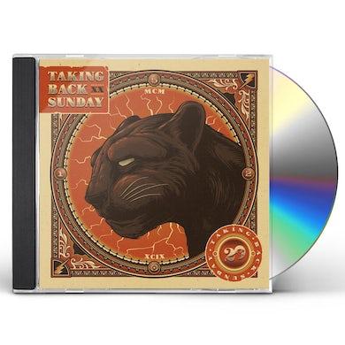 Taking Back Sunday TWENTY CD