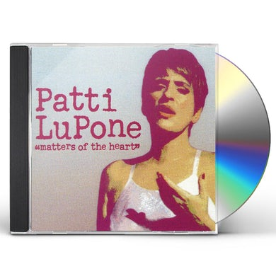 Patti Lupone MATTERS OF THE HEART CD