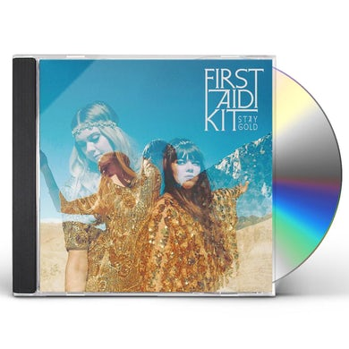 First Aid Kit STAY GOLD CD