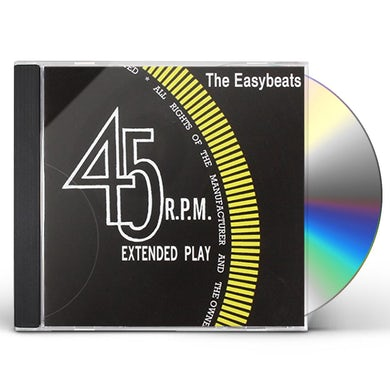 EXTENDED PLAY: THE EASYBEATS CD