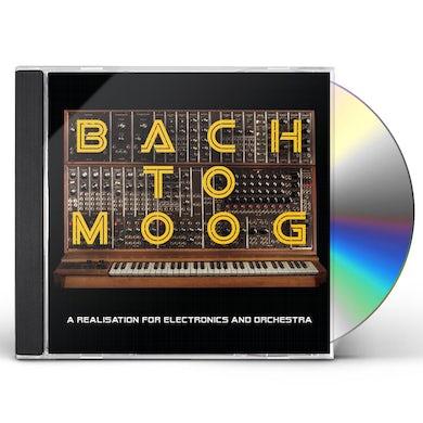 Craig Leon BACH TO MOOG CD