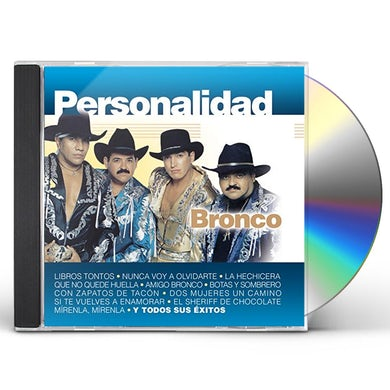 Bronco PERSONALIDAD CD