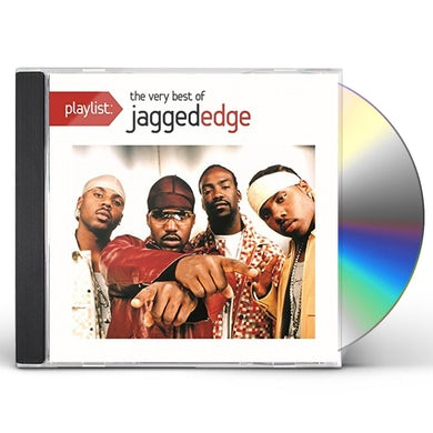 PLAYLIST: THE VERY BEST OF JAGGED EDGE CD