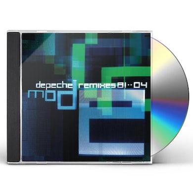 Depeche Mode REMIXES 81 04 CD