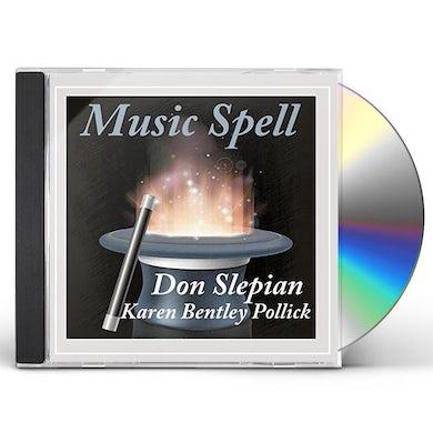 Don Slepian MUSIC SPELL CD