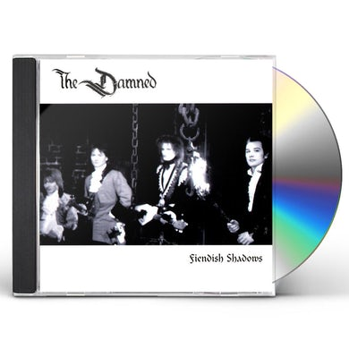 The Damned Fiendish Shadows CD