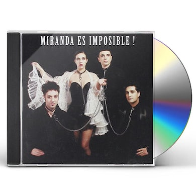 MIRANDA ES IMPOSIBLE CD