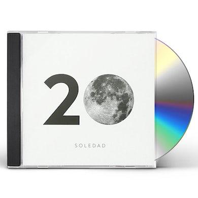 Soledad 20 ANOS CD