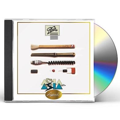 POOH ASIA NON ASIA CD