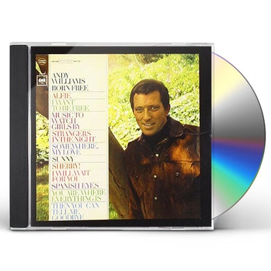 Andy Williams BORN FREE CD