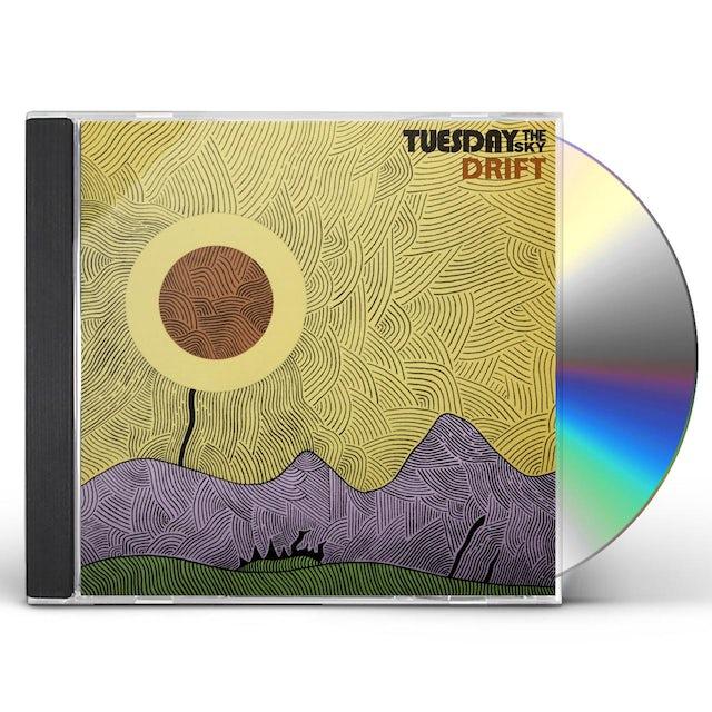 Tuesday The Sky DRIFT CD