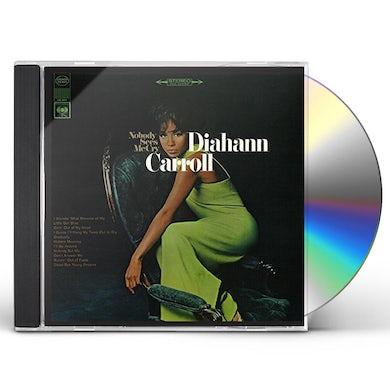 Diahann Carroll NOBODY SEES ME CRY CD