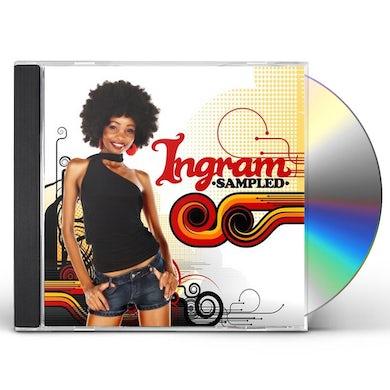 Ingram SAMPLED CD