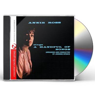 Annie Ross SINGS A HANDFUL OF SONGS CD