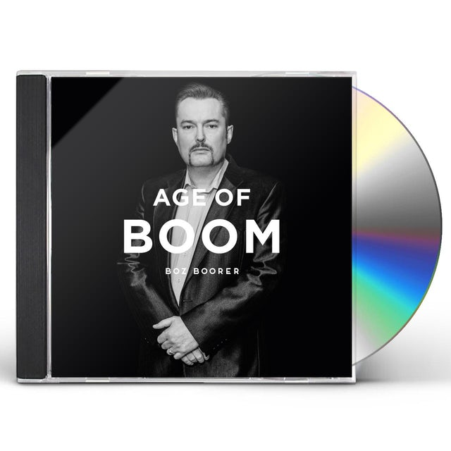 Boz Boorer AGE OF BOOM CD