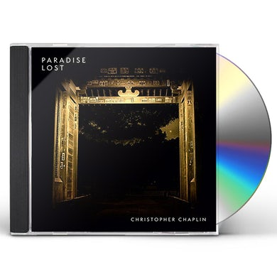 Christopher Chaplin PARADISE LOST CD