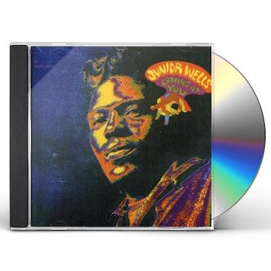 Junior Wells COMING AT YOU CD