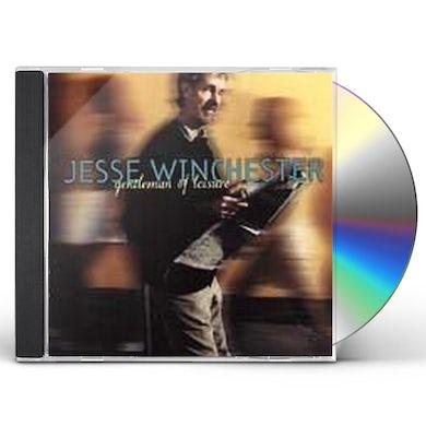 Jesse Winchester GENTLEMAN OF LEISURE CD