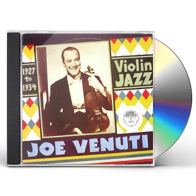 Joe Venuti Violin Jazz CD