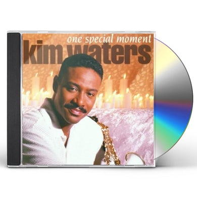 Kim Waters ONE SPECIAL MOMENT CD