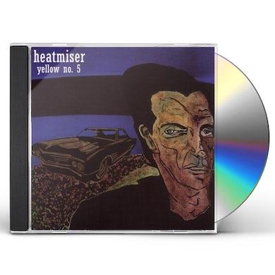 Heatmiser YELLOW NO.5 CD