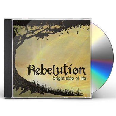 Rebelution BRIGHT SIDE OF LIFE CD