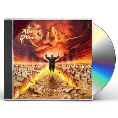 Seven Spirits CD