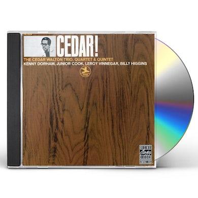 Cedar Walton CEDAR CD