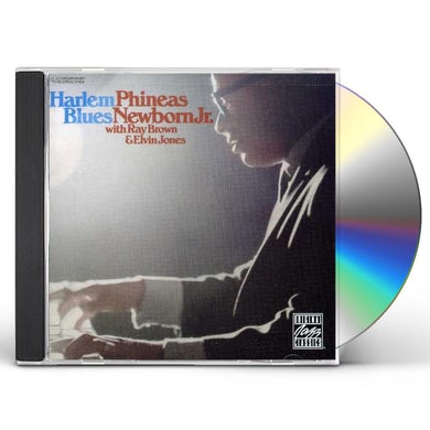 Phineas Newborn HARLEM BLUES CD