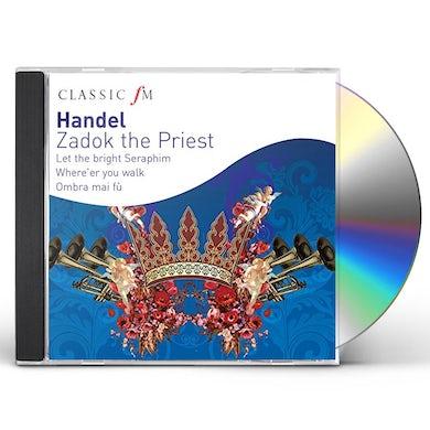 HANDEL: ZADOK THE PRIEST CD