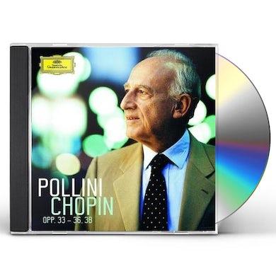 Maurizio Pollini CHOPIN: RECITAL CD