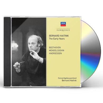 BERNARD HAITINK: THE EARLY YEARS CD