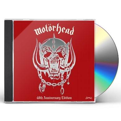 MOTORHEAD: 40TH ANNIVERSARY EDITION CD