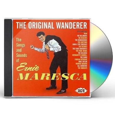 Ernie Maresca ORIGINAL WANDERER CD