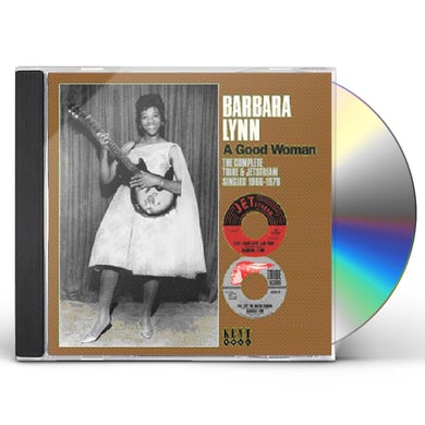 Barbara Lynn GOOD WOMAN CD