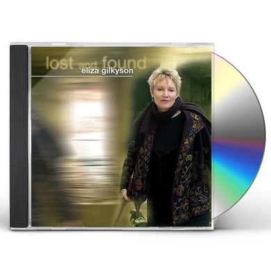 Eliza Gilkyson LOST & FOUND CD