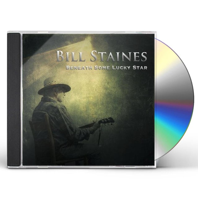 Bill Staines BENEATH SOME LUCKY STAR CD