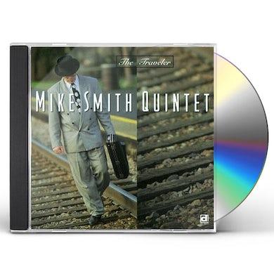 Mike Smith TRAVELER CD