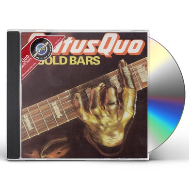 Status Quo 12 GOLD BARS V.1 CD